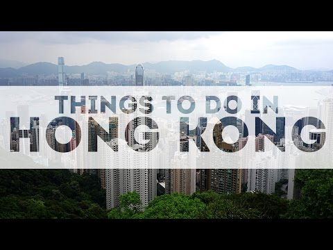 Best Things to do in Hong Kong & Tourist Attractions