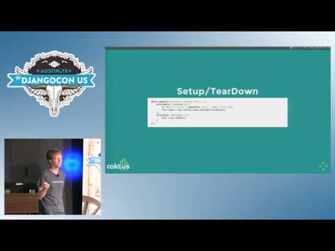 DjangoCon US 2015 - Intro to Client-Side Testing by Mark Lavin