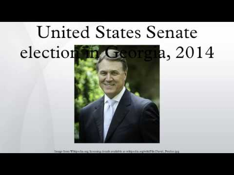 United States Senate election in Georgia, 2014