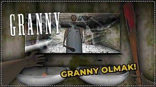 GRANNY OLMAK! - GRANNY VS SPİDER (Hack Mode)