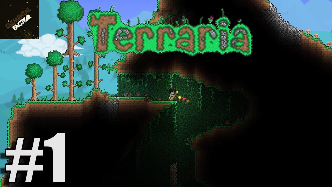 Terraria - Servon Games Europe