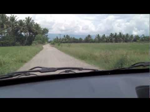 Hyundai EON on Dirt Road Test