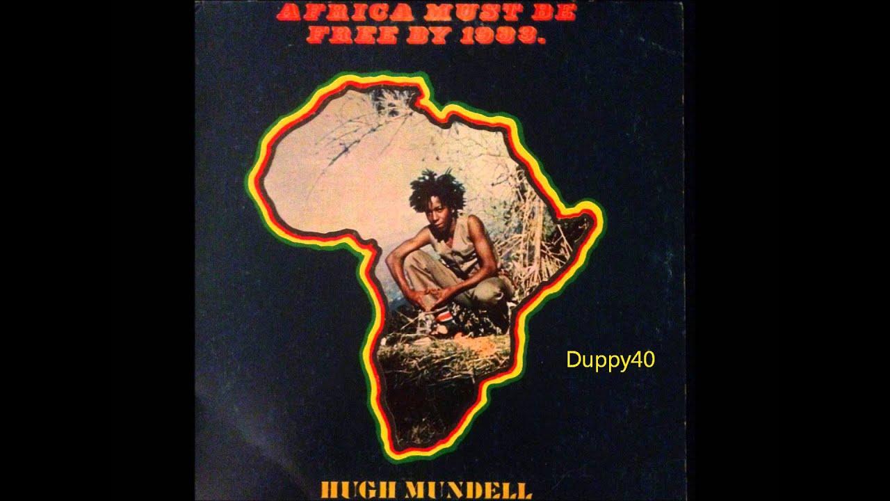 hugh mundell africa youtube