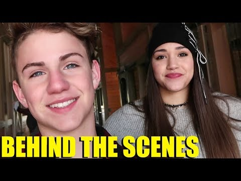 Thumbnail: MattyBRaps - Right In Front Of You (Behind the Scenes)