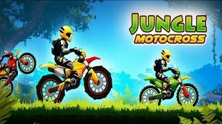 Jungle Motocross Racing  - Fun Games - Bıcır Gamechannel