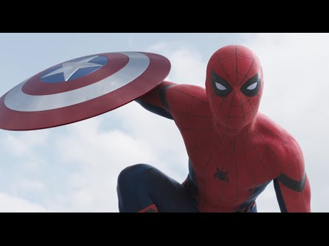 Captain America Civil War - official trailer 2 2016 Chris Evans Robert Downey Jr