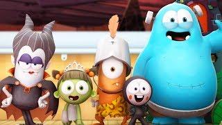 Spookiz | Zombie School Play | 스푸키즈 | Funny Cartoon | Kids Cartoons | Videos for Kids
