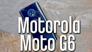 Motorola Moto G6: Análisis completo