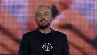 Чому лише критичне мислення може врятувати нас від великої людської дурості   MED Goblin   TEDxKyiv