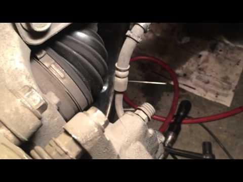 Replacing Suspension Dodge Caravan Chrysler Town Amp Co