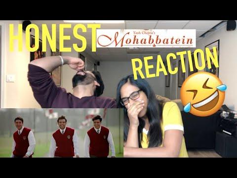 Mohabbatein Revisit Spoof Reaction | OnlyDesi | RajDeepLive