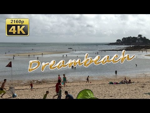 Carnac, Beaches, Brittany - France 4K Travel Channel