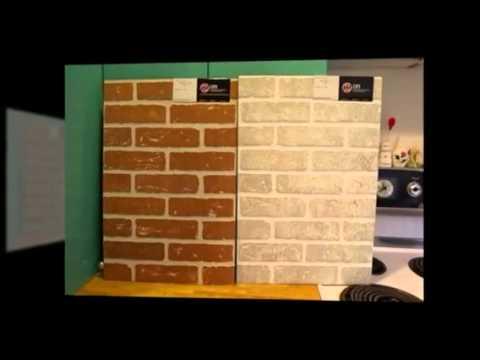Nuevos modelos de paneles decorativos para este 2013 de - Paneles imitacion piedra bricodepot ...