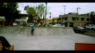 Clip of the Day - Shools - Malinche Skatepark.