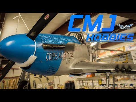 Largest Airplane Hobby Shop in Georgia - CMJ Hobbies