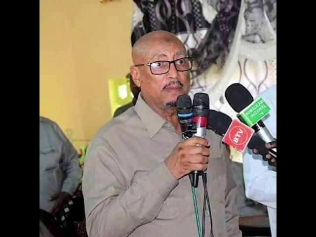 Eng Faysal Cali Waraabe Ayaa Ka Jawaabay Halka Uu Ku Danbayn Doono Heshiiski Khatumo iyo Somaliland