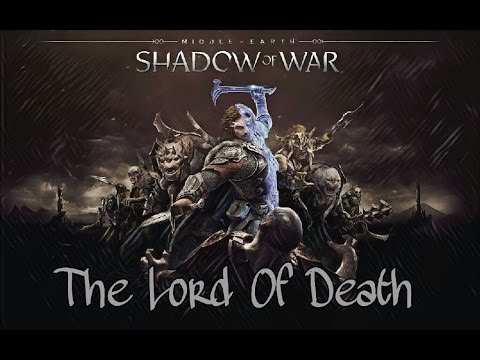 """""""The Lord of Death"""" 