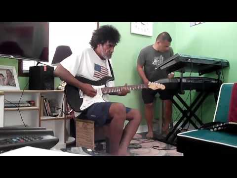 Fijian instrumental by Vanele. R. and Ubok Wise on the keyboard from the Marshall island