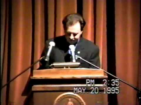 Gerald Casale Interview and Presentation, 1995