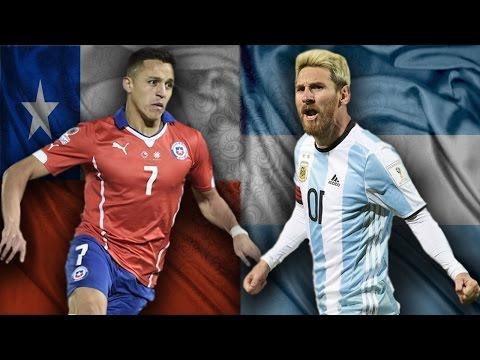 ● Argentina vs Chile 2017 [Rap] | Lionel Messi vs Alexis Sánchez | Eliminatorias Rusia 2018