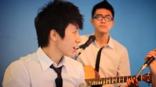 MV Tạm Biệt Nhé ( Acoustic version) - Lynk Lee ft Phúc Bằng (Phòng thu âm M-Talk)
