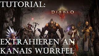 Diablo3 - Tutorial #12: Kanais Würfel und wie er funktioniert [1080p-FullHD]
