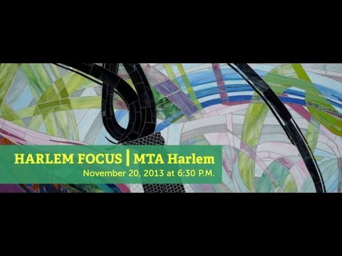Harlem Focus | MTA Harlem: Architecture, the Artist, and Decorative Design