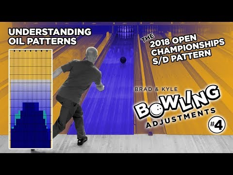 2018 Open Championships S/D Pattern | Bowling Adjustments (EP 4)