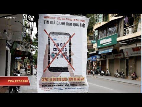 Truyền hình VOA 19/6/20: GS Mỹ phản hồi sau khi nói Việt Nam là 'táo thối' trong chống dịch Covid