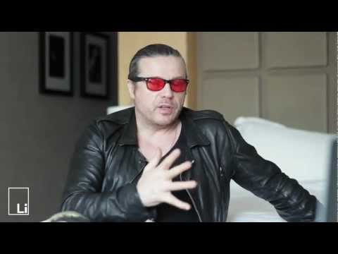 Interview with Ian Astbury of the Cult, by Laurie Lonsdale
