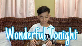 Wonderful Tonight - Eric Clapton (ukulele cover)