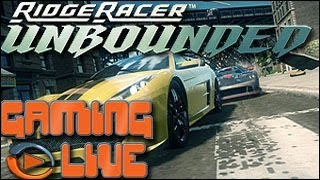GAMING LIVE PS3 - Ridge Racer Unbounded - 1/2 - Jeuxvideo.com