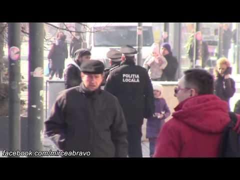 Poliția la nevoie se cunoaște - MIRCEA BRAVO