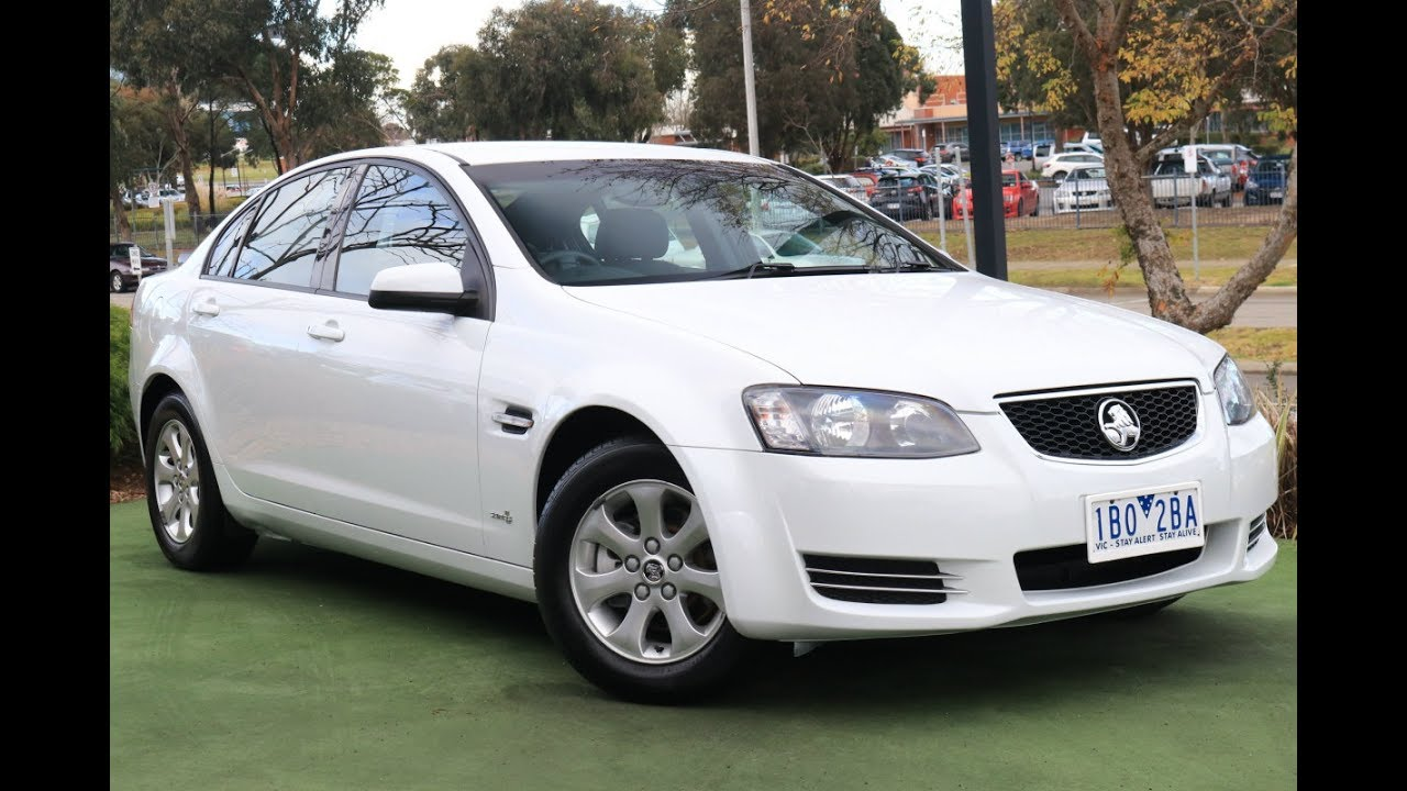197d094d70 B6929 - 2012 Holden Commodore Omega VE Series II Auto Walkaround Video