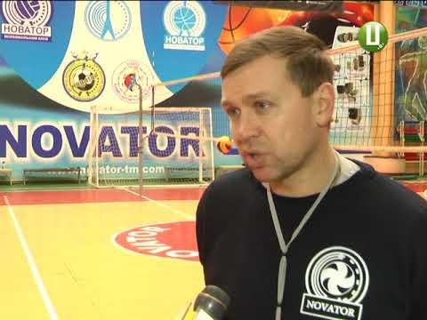 Поділля-центр: ВК «Новатор» готується до матчу з ВК «МХП-Вінниця»