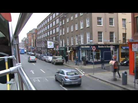 Work & Live in Another Country - IRELAND (Dublin city tour - Part 2)