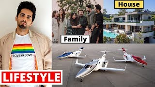 Ayushmann Khurrana Lifestyle 2020, Wife, Income, Son, House,Daughter,Cars,Family,Biography&Net Worth