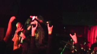 Funeral Rites Live at Anti Christ Mass 13