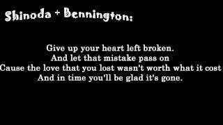Linkin Park- Roads Untraveled [ Lyrics on screen ] HD