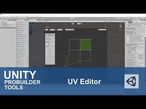 Unity Probuilder UV Editor! – INDIE GAME HUSTLE