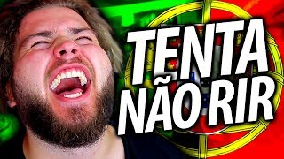 TRY NOT TO LAUGH - PORTUGUESE VIDEOS 2