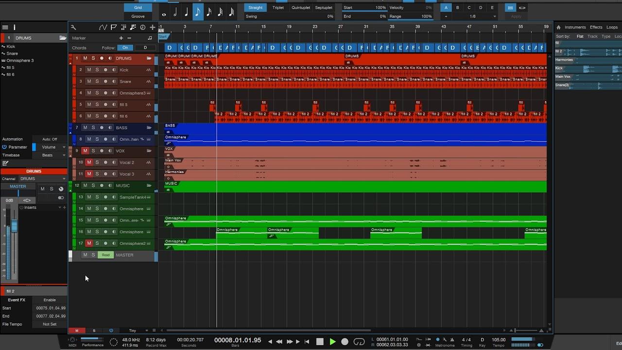 PreSonus Forums | SOLVED: Studio One 4 Professional becoming