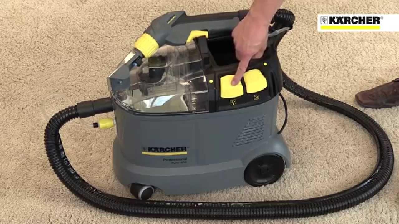 Karcher Carpet Cleaner