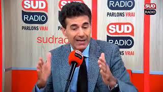 ALEXANDRE DEL VALLE SUR SUD RADIO - L'ALLIANCE ROUGES/ROSES/VERTS