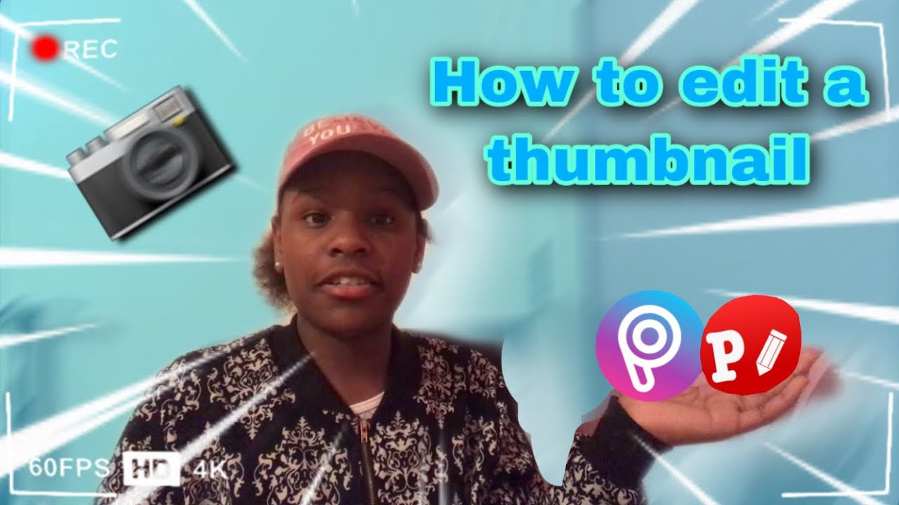 HOW TO MAKE THUMBNAILS ON IPHONE LIKE A PRO 2020🔥🔥 - YouTube