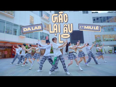VUI BUN LN LN Gc li u lo   Da LAB ft Miu L DANCE BY CAC