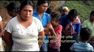 TESTIMONIOS | Emergencia en la Montaña de Guerrero San Marcos, ejido de Zitlaltepec.
