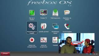 Server Freebox Delta :installation des disques durs et configuration du NAS
