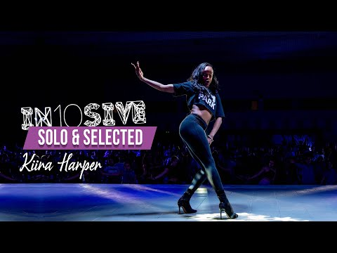Kiira Harper | Solo & Selected Groups | Usher - My Way | In10sive Mastercamp Greece 2020