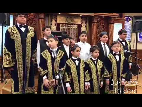 Bukharian folklore songs  makam